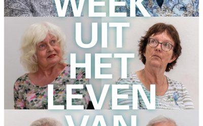 Tickets symposium Cultuur op Recept en voorstelling Een week uit het leven van.. beschikbaar